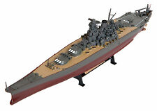 IJN YAMATO BATTLESHIP SCALE MODEL - 1:1000 SCALE - COLLECTABLE - METAL HULL