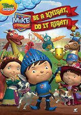 Mike The Knight - Be A Knight Do It Righ  DVD NEW
