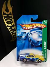2007 HOT WHEELS TREASURE HUNT 1969 PONTIAC GTO
