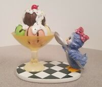 """""""After this sundae, the diet starts Monday"""" 1998, Sonshine Promises No. 1975"""