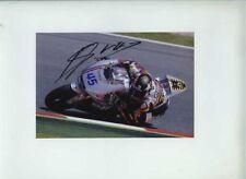 Scott Redding Marc VDS Racing Kalex Moto 2 Catalunya GP 2012 Signed Photograph 1