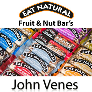 EAT NATURAL | Crunchy Nut Protein Bars 45g (12 Pack) | FREE DELIVERY