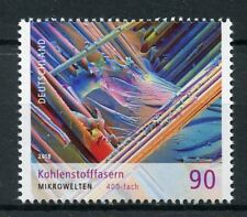 Germany 2018 MNH Microworld Carbon Fibers 1v Set Science Stamps