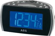 AEG Radiowecker LCD-Uhr Projektionsuhr Uhrenradio MRC 4119 Wecker Weck-Radio NEU