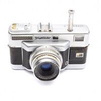 Voigtländer Vittessa T Camera with Skopar 50mm f/2.8 Lens c. 1956