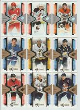 Cam Neely 2006-07 UD SPX SPXCITEMENT SPECTRUM INSERTS (3) & OTHERS (6) R. SMYTH
