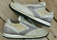 Vintage Brooks Chariot sz11.5 vtg runners 1980 80s Waffle Crepe City