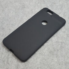 For Huawei Nexus 6P Black TPU Matte Gel Skin case cover