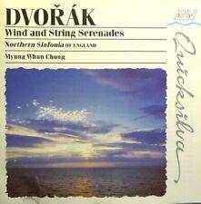 Dvorak: Wind & String Serenades op22, op44 By Antonin Dvorak,Northern Sinfoni.