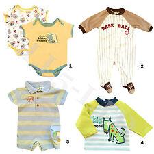 Baby-Strampler für Jungen aus Polyester