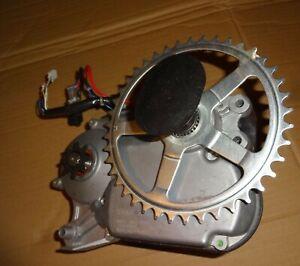 Panasonic Mittelmotor Pedelec Motor Neu Elektrofahrrad E-Bike KTM Flyer NUA 002