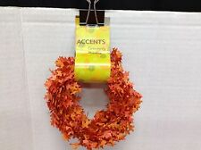 12' Artificial floral Autumn Fall Leaf Leaves Garland Greenery Roping vine