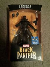 "Marvel Legends BLACK PANTHER 6"" Action Figure Walmart Exclusive NEW/SEALED"