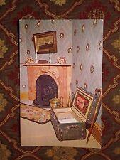 Vintage Postcard Fireplace In Girls Bedroom At Ashland, Lexington, Kentucky