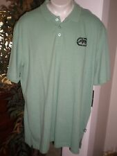 NWT ECKO UNLTD GREEN POLO SHIRT SZ:3XB 3XL 3X GREAT DEAL