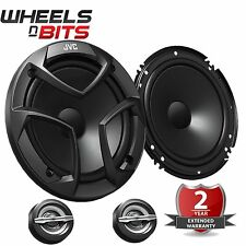 "JVC CS-JS600 6.5"" 16cm 600 Watts Pair Component Car Van Door Speakers & Grilles"