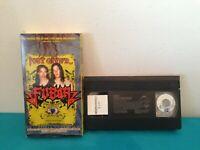Fubar VHS tape & sleeve RENTAL FRENCH SUBTITLES