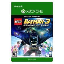 LEGO BATMAN 3: BEYOND GOTHAM * XBOX ONE DIGITAL GAME DOWNLOAD, SAME DAY DELIVERY