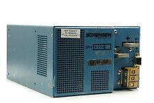 Raytheon Sorensen SRX 5-200 Switching Power Supply 1000W 5V 200A. TESTED!