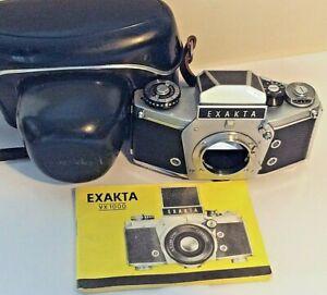 Ihagee Exakta VX1000 35mm SLR Camera Body Only, Exa Mount