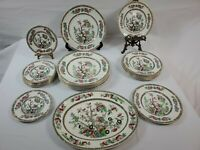 """Maddock England """"Indian Tree"""" Dinnerwear Set 24 pcs w charger"""