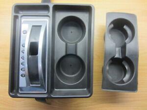 03 04 05 06 07 Hummer H2 Gear Shifter Selector Bezel Trim Cupholder 15177421 OEM