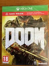 DOOM UAC PACK, Xbox One, New and Sealed