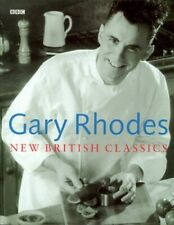 New British Classics by Rhodes, Gary Hardback Book The Cheap Fast Free Post