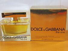 Dolce & Gabbana The One Perfume Women 2.5 oz Eau De Parfum Spray Old formula