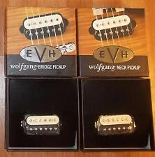 EVH® Wolfgang Bridge & Neck Pickup Set~ZEBRA~0222137002~0222137001~USA~Brand New