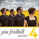 Pia Fridhill Quartet - Four - CD