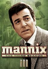 MANNIX THE THIRD SEASON 3 MIKE CONNORS NEW SEALED 6-DICS SET DVD FREE SHIPPING