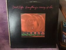 33t vinyle David Ruffin - everything's coming up love
