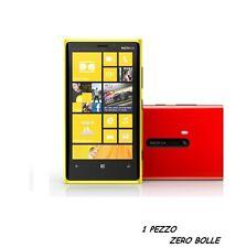 1 Pellicola per Nokia Lumia 920 Protettiva Pellicole SCHERMO DISPLAY LCD LUMIA