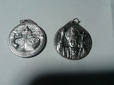 Very beautiful Pope john Paul II's medal - medaille du pape jean paul II
