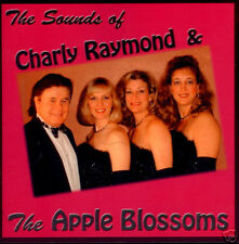 CHARLY RAYMOND Apple Blossoms Clearwater Florida CD Big Band Rum & Coca Cola
