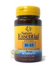 Vitamina B15 50 mg 50 comprimidos