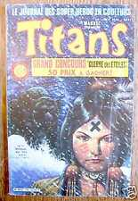 TITANS n° 76 - Marvel - mensuel mai 1985