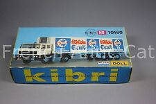 U655 KIBRI maquette diorama Ho B-10160 10160 DAF  ancienne boite vintage vide