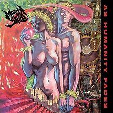 MORTA SKULD - AS HUMANITY FADES   VINYL LP NEU