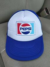 PEPSI 90's Vintage Mens Womens Hat Cap Trucker Classic Unisex Hype Baseball