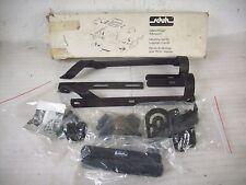 NEU Schuh Anbausatz Kofferträger / Mounting Kit Carrier Honda CX 500