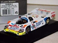PORSCHE 956 LONG TAIL #19 LE MANS 1986 QUARTZO QLM99013 1:43