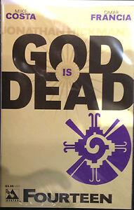 God Is Dead #14 Regular Abdeckung NM 1st Aufdruck Avatar Comics