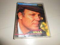 DOPPIA CASSETTA AUDIO CLAUDIO VILLA VOL.1/2 BMG RCA I GRANDI SUCCESSI