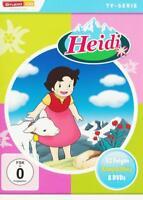 Heidi - TV-Serien Komplettbox 8 DVDs NEU OVP