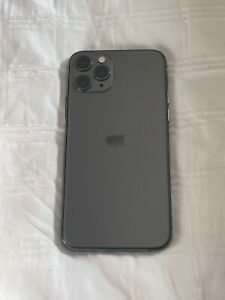 Apple iPhone 11 Pro - 256GB - Space Gray (Verizon) A2160 (CDMA + GSM)