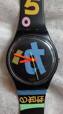 Harajuku 1988 Swatch Swiss Watch GB124