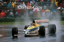 Thierry Boutsen Williams FW12C Winner Canadian Grand Prix 1989 Photograph 1