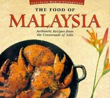 Food of Malaysia (P) (Food of the World Cookbooks)-ExLibrary